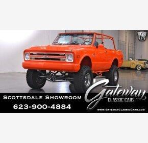 1972 Chevrolet Blazer for sale 101185398