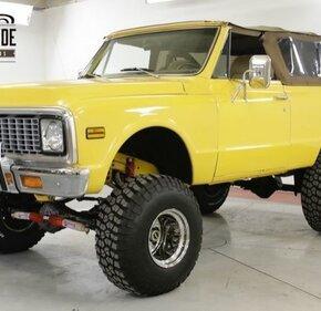 1972 Chevrolet Blazer for sale 101219046