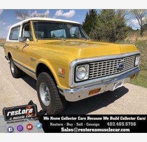 1972 Chevrolet Blazer for sale 101219992
