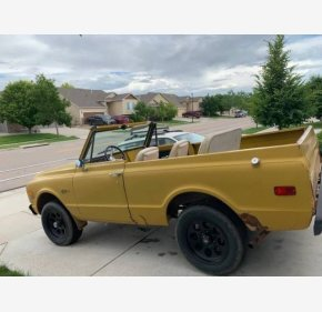 1972 Chevrolet Blazer for sale 101314643