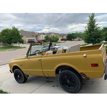 1972 Chevrolet Blazer for sale 101314643