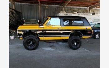 1972 Chevrolet Blazer for sale 101318996