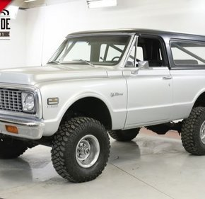 1972 Chevrolet Blazer for sale 101324786