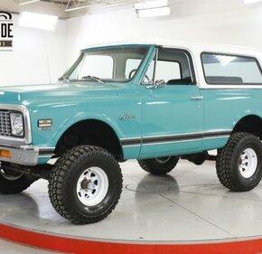 1972 Chevrolet Blazer for sale 101324811