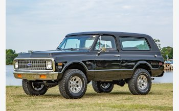 1972 Chevrolet Blazer for sale 101328537