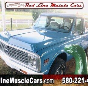 1972 Chevrolet Blazer for sale 101344398