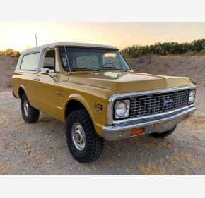1972 Chevrolet Blazer for sale 101354864