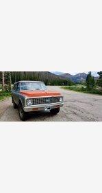 1972 Chevrolet Blazer 4WD 2-Door for sale 101378841