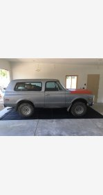 1972 Chevrolet Blazer 4WD 2-Door for sale 101378841