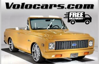 1972 Chevrolet Blazer for sale 101393337