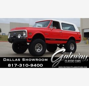 1972 Chevrolet Blazer for sale 101401267