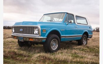 1972 Chevrolet Blazer for sale 101492700