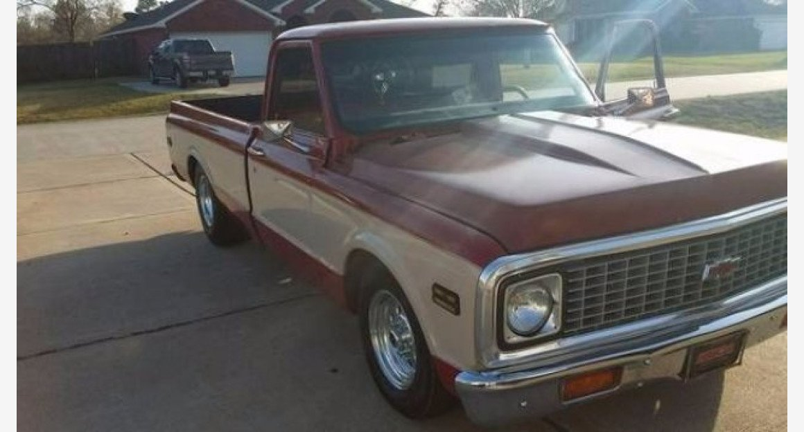 1972 Chevrolet C/K Truck for sale 100928639