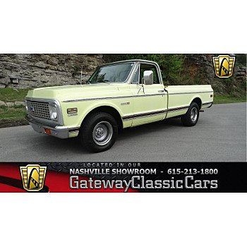 1972 Chevrolet C/K Truck Cheyenne for sale 100964294