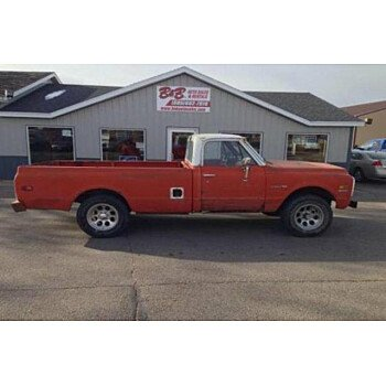 1972 Chevrolet C/K Truck for sale 101057817