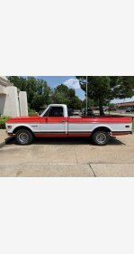 1972 Chevrolet C/K Truck Custom Deluxe for sale 101185039