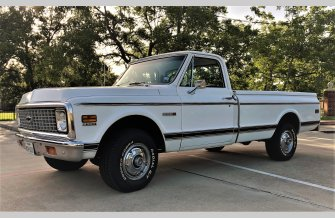 1972 Chevrolet C/K Truck Cheyenne for sale 101235097