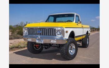 1972 Chevrolet C/K Truck for sale 101270397