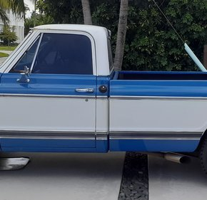 1972 Chevrolet C/K Truck for sale 101401511