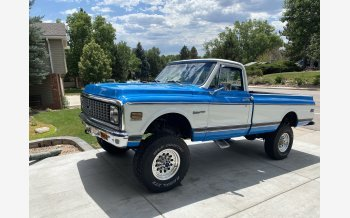 1972 Chevrolet C/K Truck Cheyenne Super for sale 101477112