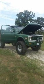 1972 Chevrolet C/K Truck Cheyenne for sale 100826523