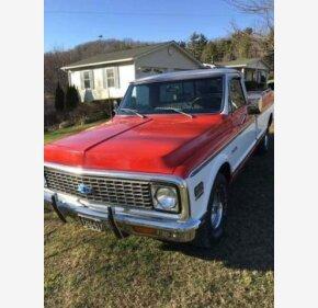 1972 Chevrolet C K Truck Classics For Sale Classics On