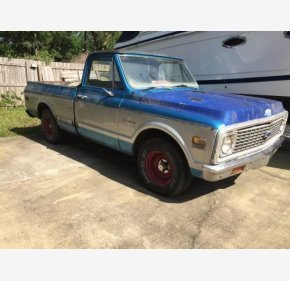 1972 Chevrolet C/K Truck for sale 100895494