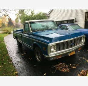 1972 Chevrolet C/K Truck for sale 100905216