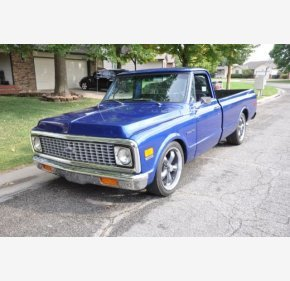 1972 Chevrolet C/K Truck for sale 100908191