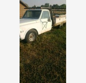 1972 Chevrolet C/K Truck for sale 100908199