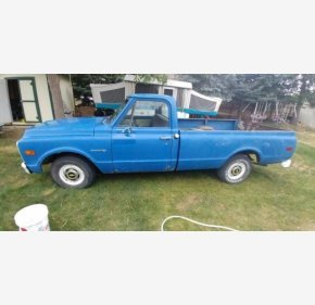1972 Chevrolet C/K Truck for sale 100908200
