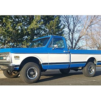 1972 Chevrolet C/K Truck for sale 100940189