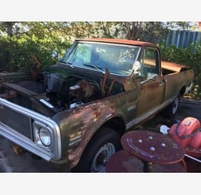 1972 Chevrolet C/K Truck Cheyenne for sale 100952645