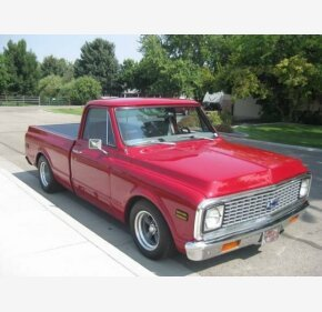 1972 Chevrolet C/K Truck for sale 100954120