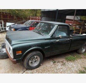 1972 Chevrolet C/K Truck for sale 100959213