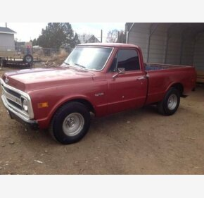 1972 Chevrolet C/K Truck for sale 100968111