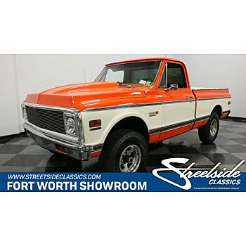1972 Chevrolet C/K Truck for sale 100978272