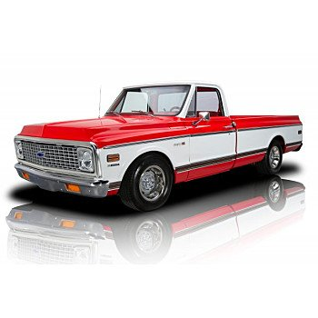 1972 Chevrolet C/K Truck for sale 100984112