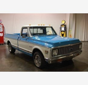 1972 Chevrolet C/K Truck for sale 100999850