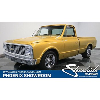 1972 Chevrolet C/K Truck for sale 101004296
