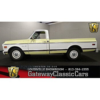 1972 Chevrolet C/K Truck for sale 101014443