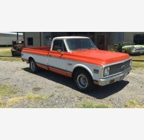 1972 Chevrolet C/K Truck for sale 101051338