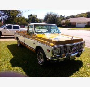1972 Chevrolet C/K Truck for sale 101061138