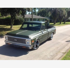 1972 Chevrolet C/K Truck for sale 101066037