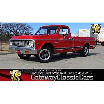 1972 Chevrolet C/K Truck for sale 101067810