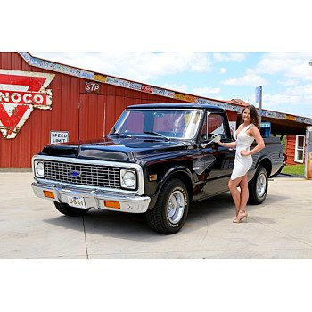 1972 Chevrolet C/K Truck Cheyenne for sale 101074533