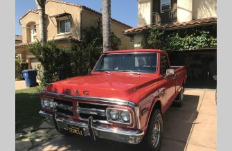1972 Chevrolet C/K Truck for sale 101087552