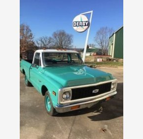 1972 Chevrolet C/K Truck for sale 101107082