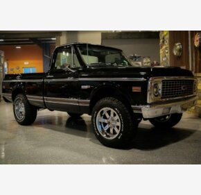 1972 Chevrolet C/K Truck Cheyenne for sale 101111598