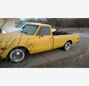 1972 Chevrolet C/K Truck for sale 101114527